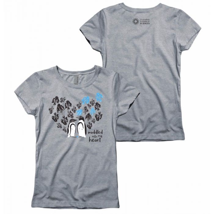 Girls Homey and Tux Tee | Cal Academy Store