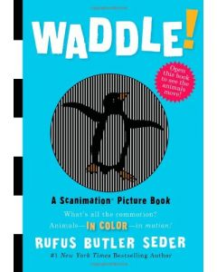 Waddle Penguin Book