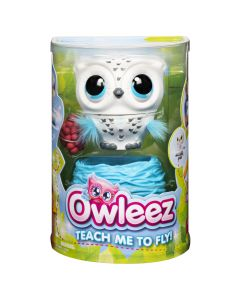 Owleez: The Interactive Flying Baby Owl