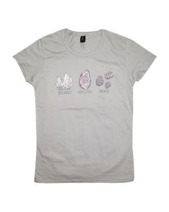 Ladies Geology Sketch Tee