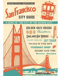 San Francisco City Guide Poster
