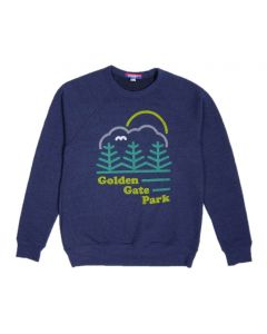 Adult Golden Gate Park Crew Sweatshirt