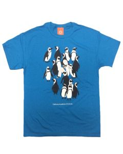 Adult Penguins and Pajamas Tee