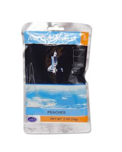 Astronaut Freeze-Dried Peaches