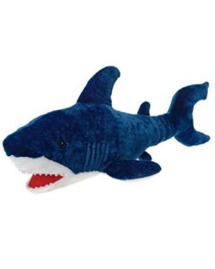 "30"" Plush Blue Shark"
