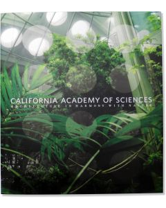 California Academy of Sciences: Architecture in Harmony with Nature
