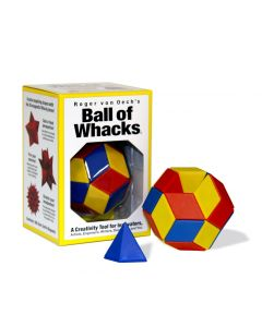 Multi-Color Ball of Whacks