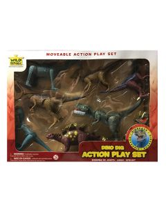 Dino Expedition Play Set