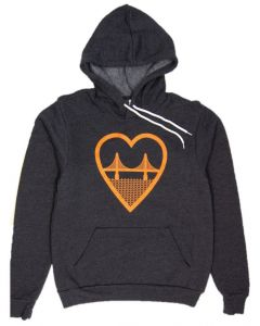 Adult I Heart San Francisco Hoody