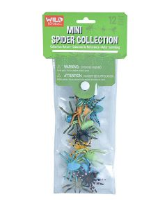 Mini Spider Collection Polybag