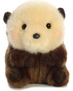 "5"" Rolly Pet Sea Otter"
