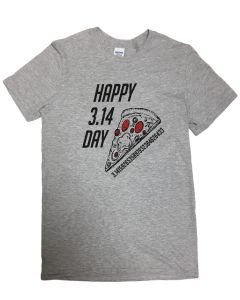 Adult Happy Pi Day Tee