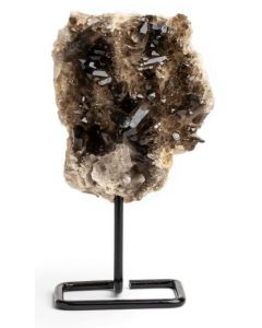 Smoky Quartz with Stand