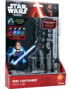 Star Wars Science Mini Lightsaber Tech Lab