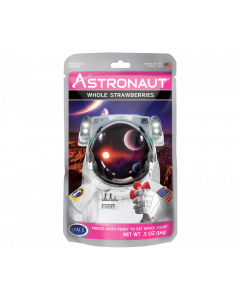 Astronaut Freeze-Dried Whole Strawberries