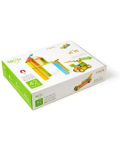 Tegu Classics Tints 42-Pieces