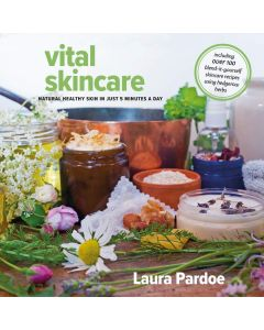 Vital Skincare: Naturally Healthy Skin in just 5 minutes a day
