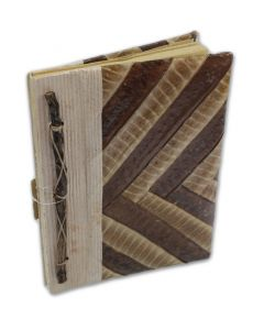 Handcrafted Bamboo Journal