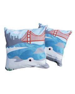 Claude San Francisco Accent Pillow