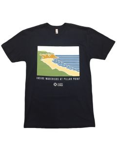 Adult Pillar Point Academy Tee