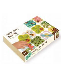 Busy Bugs Memory Game
