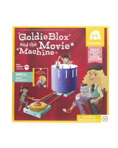 GoldieBlox and the Movie Machine