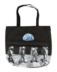 Moonwalk Canvas Tote