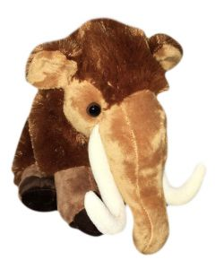 Plush Woolly Mammoth